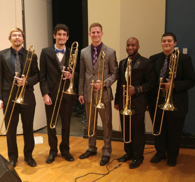 Axes Trombone Section S16