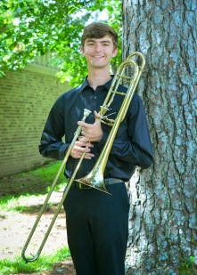 Caleb Miller is a sophopmore music education major from Hurst, Texas. He performs with the SFA Symphonic band, Lumberjack Marching Band, and the trombone choir. He enjoys working with the faculty and students at SFA to further improve himself as a student and as a performer. What Caleb loves about SFA school of music is how the faculty and students inspire all and share a wealth of knowledge.