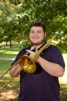 Ryan Willis is a sophomore music major.
