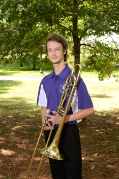 Ben Georgson is a freshman music major.